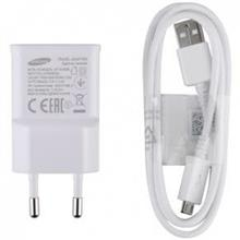 SAMSUNG ETAOU83EWE Travel EU Original Wall Charger With USB Cable